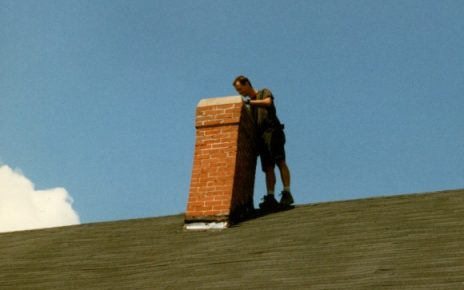chimney inspection before chimney repair