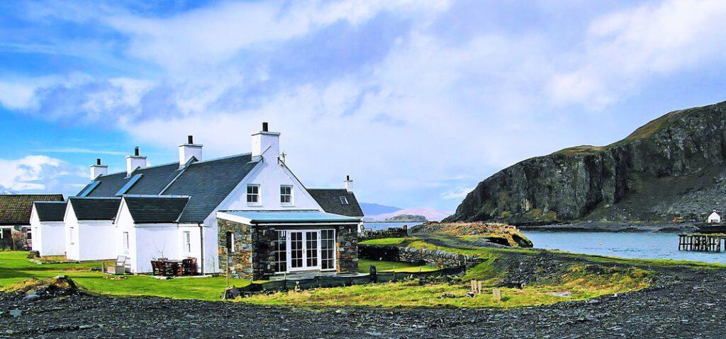 Scenic home